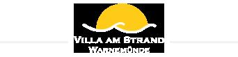 Villa am Strand Logo