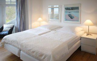 Ferienwohnung mit zwei Schlafzimmern für vier Personen