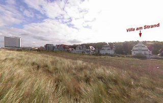 Villa am Strand – in der Nähe der Seepromenade