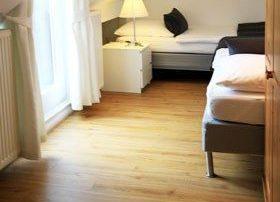 Gemütliche Ferienwohnung an der Ostsee – Villa am Strand